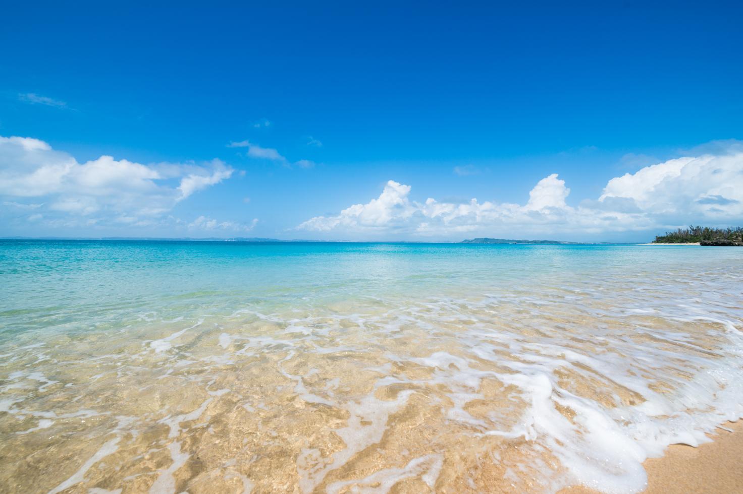 海_2017年の夏にオススメの海をご紹介「綺麗な海ランキング